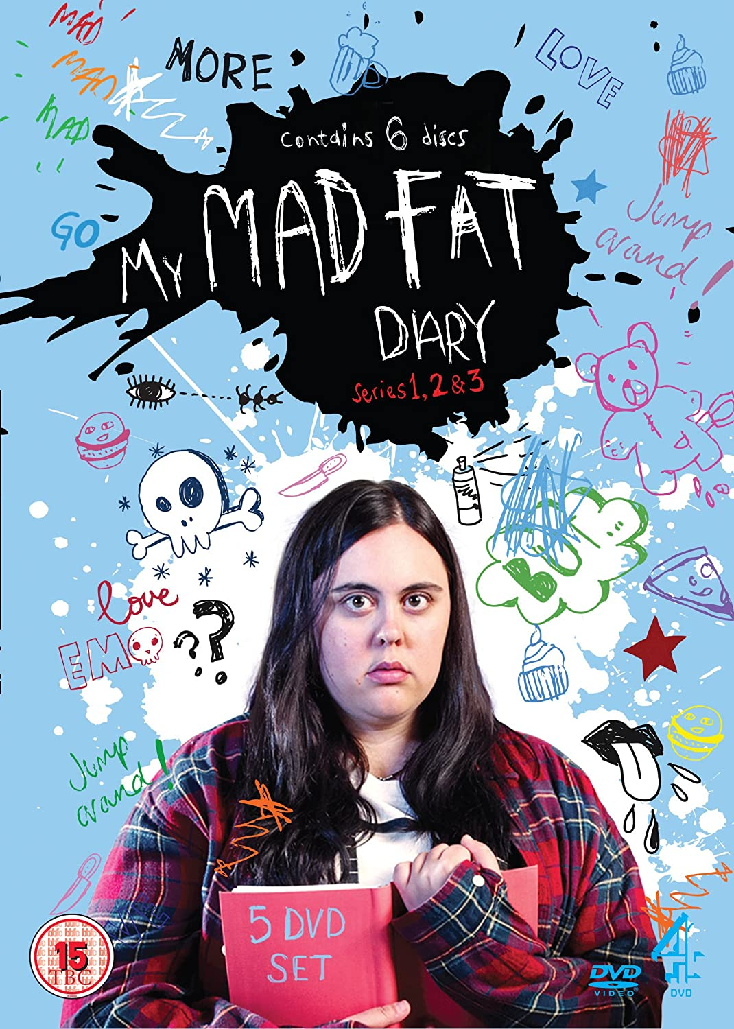 My Mad Fat Diary: Complete Series