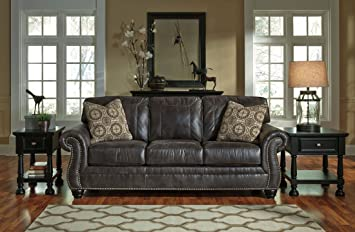 Breville Charcoal Sofa