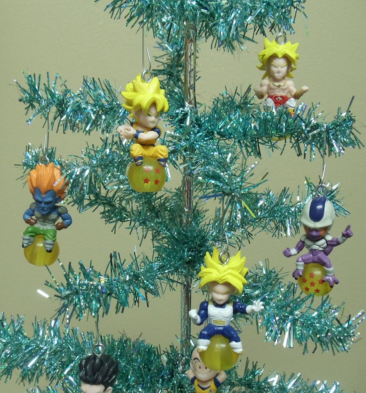 Cousin ornaments - Re Dragonball Christmas Ornaments
