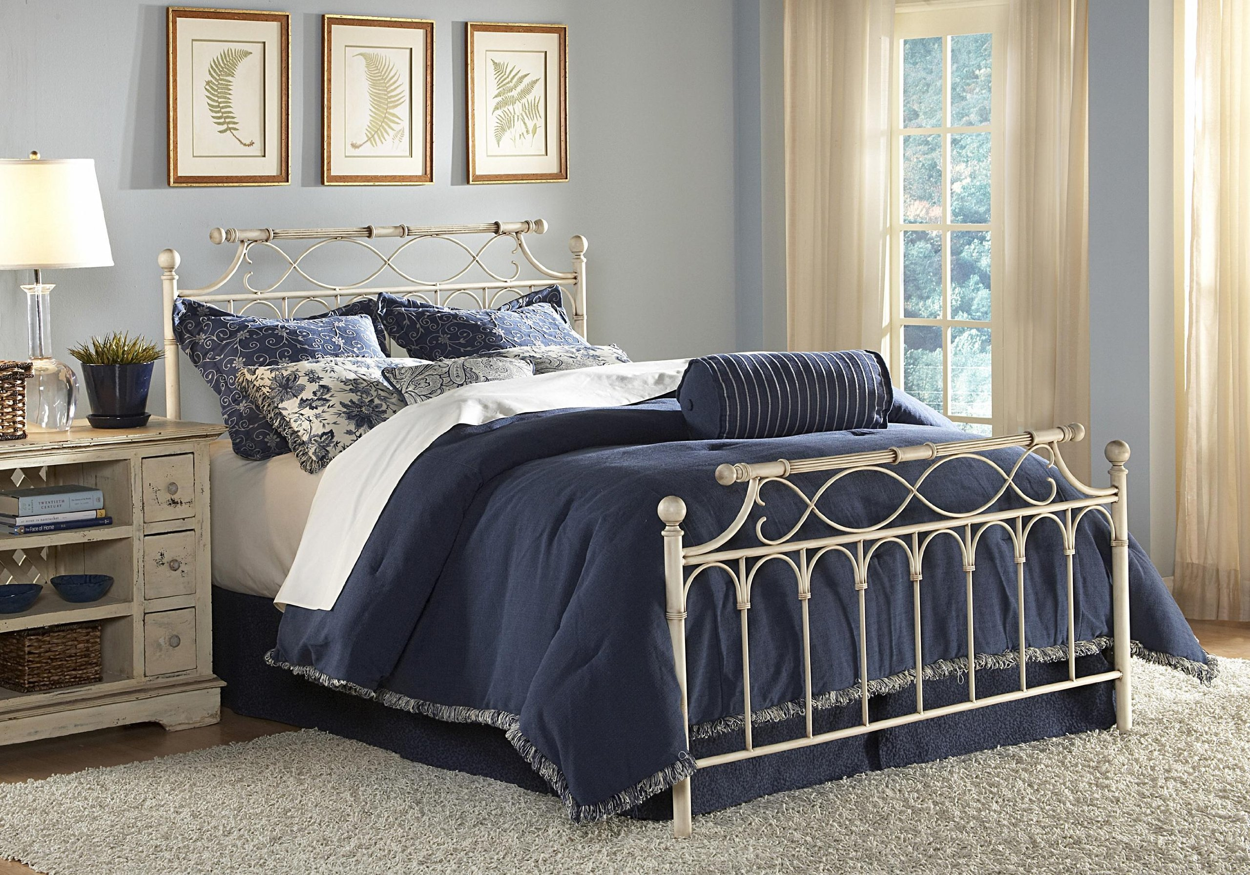 Fashion Bed Group Chester Bed Cr 232 Me Brulee Queen