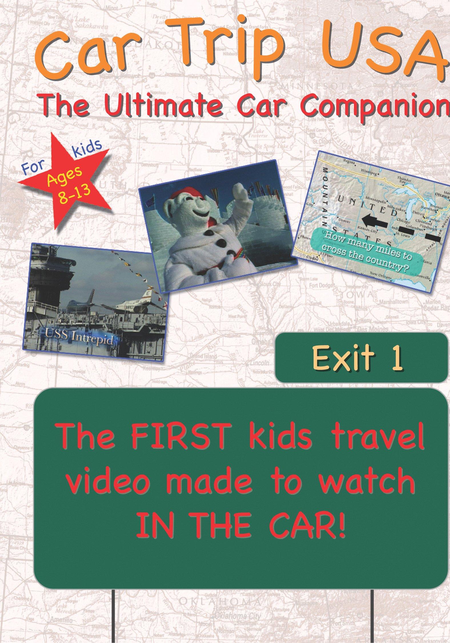 Car Trip USA - The Ultimate Car Companion