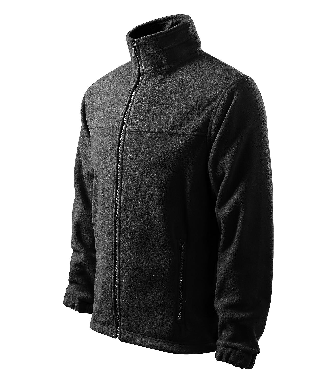 MIHEROS Outdoorbekleidung – warme und weiche Fleecejacke für Herren – Länger haltbar dank Anti-Pilling-Microfleece günstig bestellen