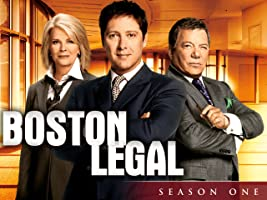 Boston Legal - Staffel 1