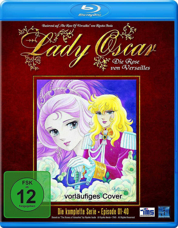 Lady Oscar - Die Rose von Versailles, Blu-ray