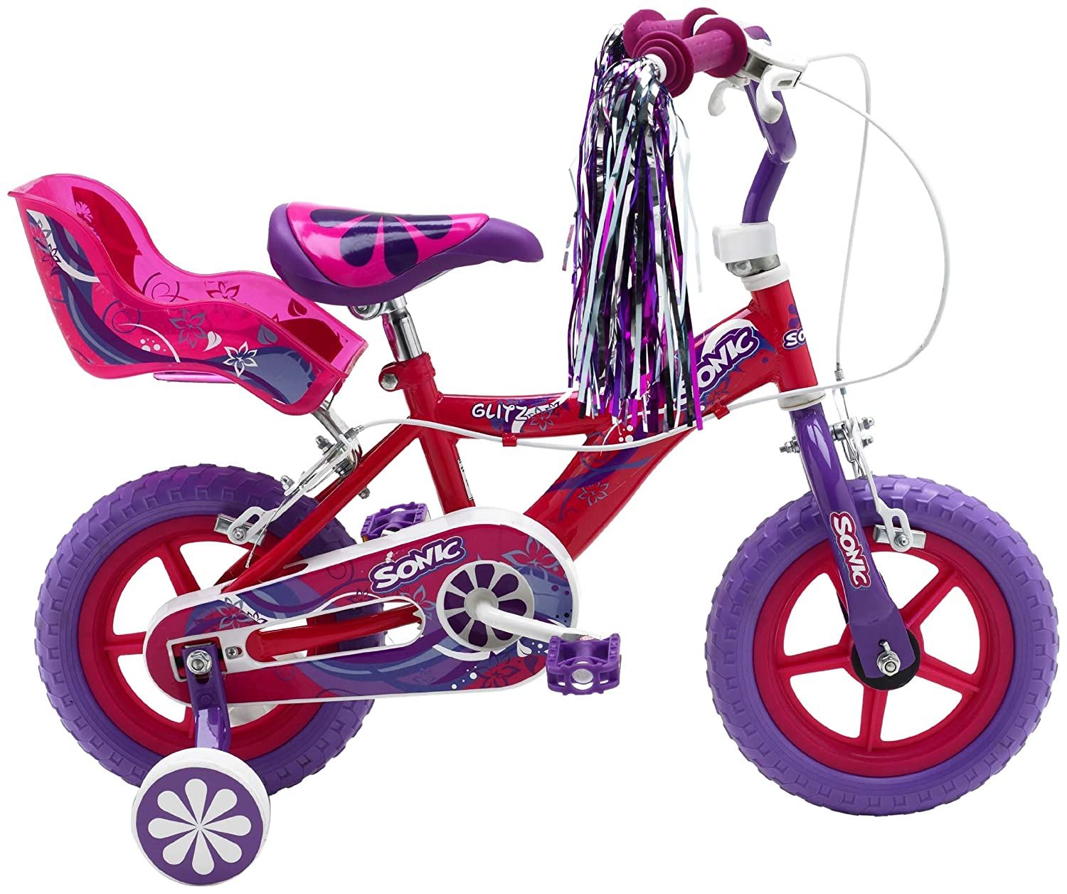 Bikes For Toddlers Girls Sonic Glitz Girls Bike