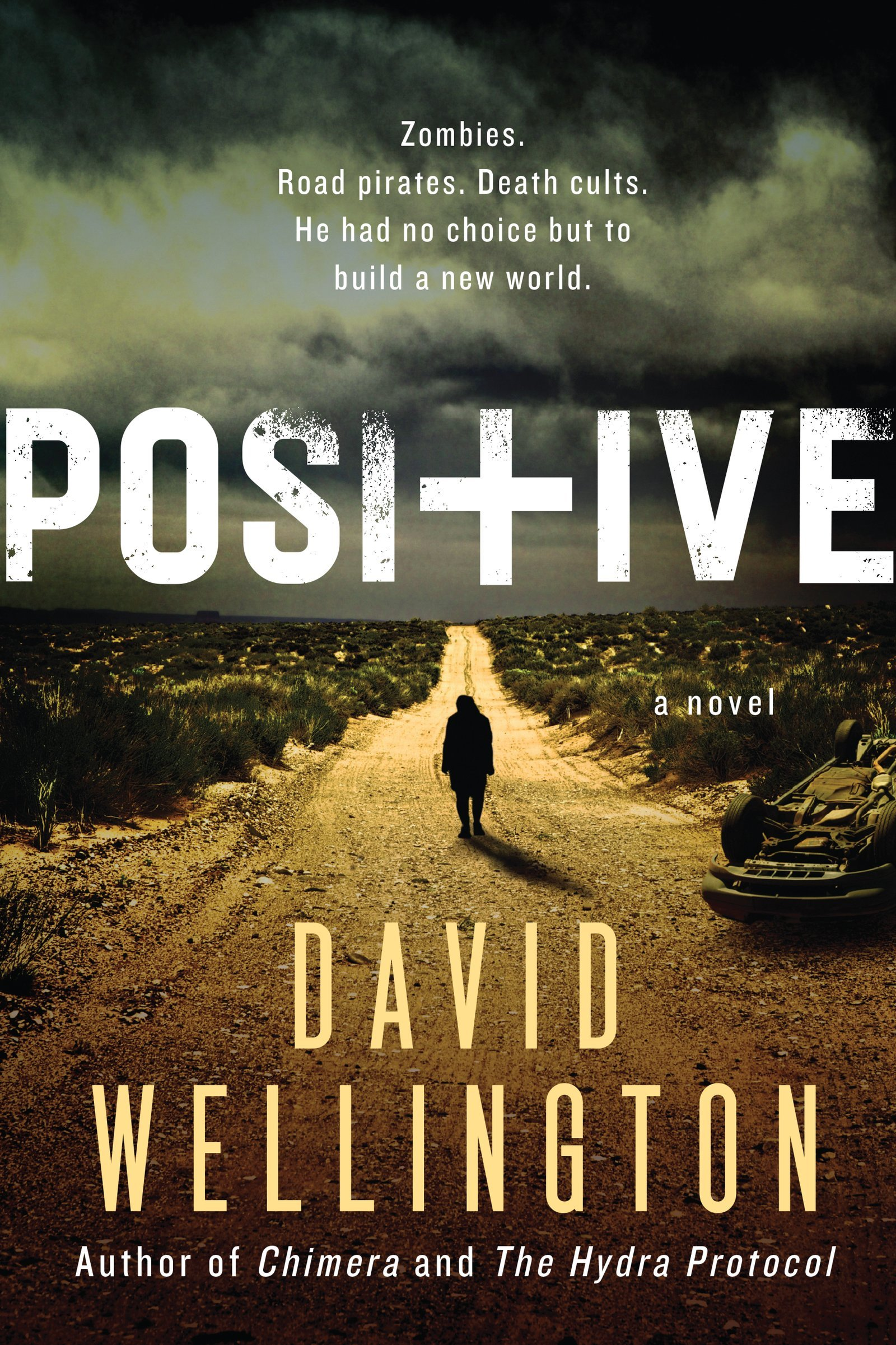 Positif De David Wellington epub