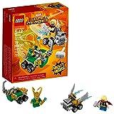 LEGO Marvel Super Heroes Mighty Micros: Thor vs. Loki 76091 Building Kit (79 Piece)