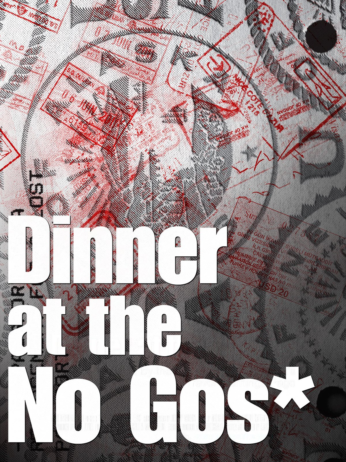 Dinner at the No Gos on Amazon Prime Video UK