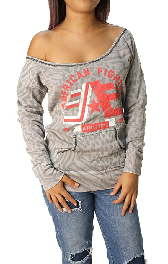 American Fighter Women's Stony Brook Artisan Pullover Sweater