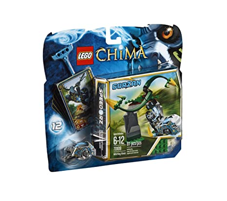 LEGO Chima Whirling Vines: Amazon.ca: Toys & Games
