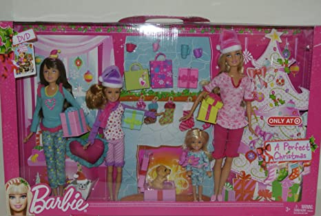 Barbie Christmas Collection Dolls Christmas Doll Collection