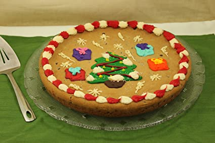 Christmas Chocolate Chip Cookies Tree Chocolate Chip Cookie