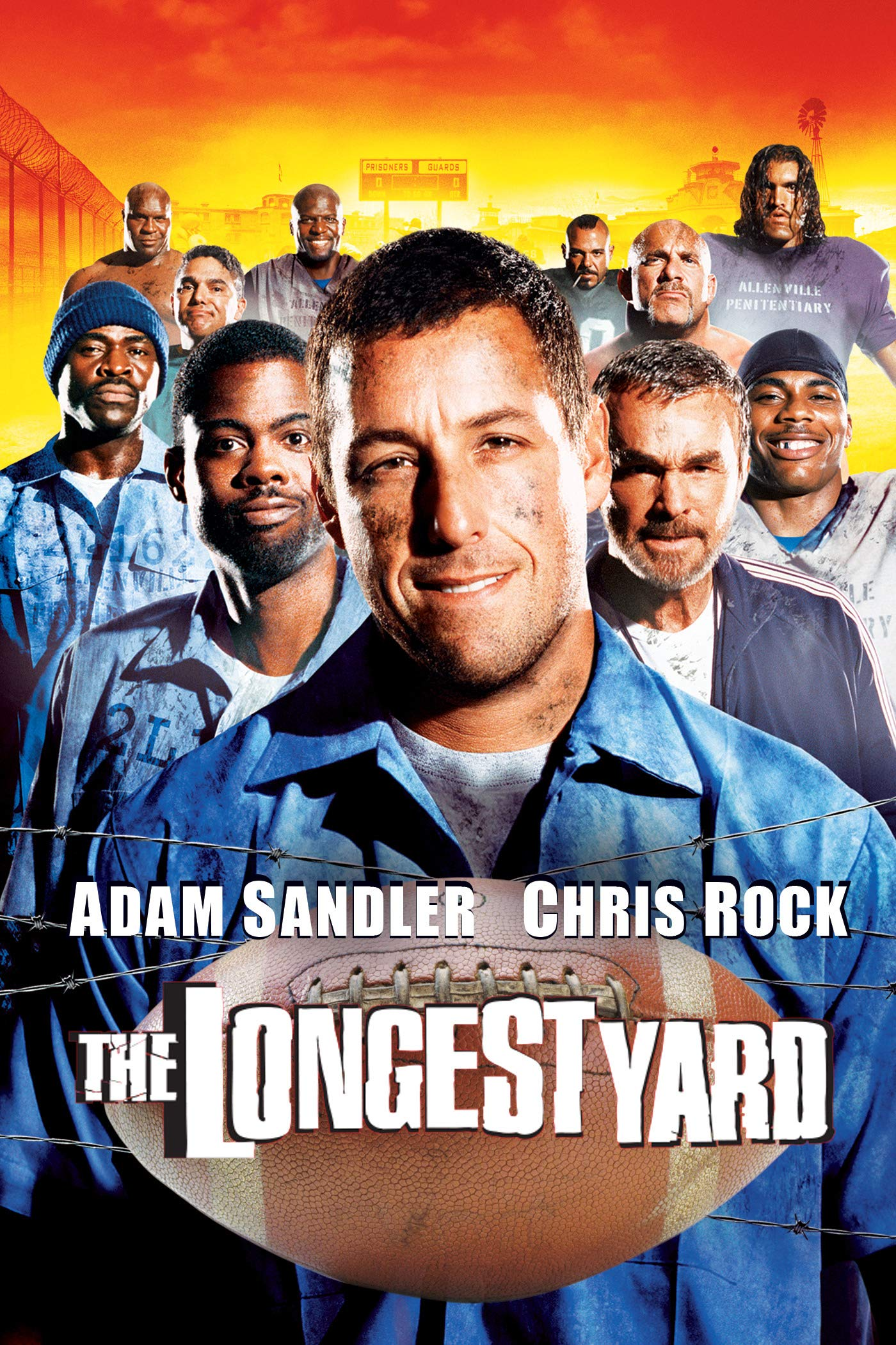 The Longest Yard on Amazon Prime Instant Video UK