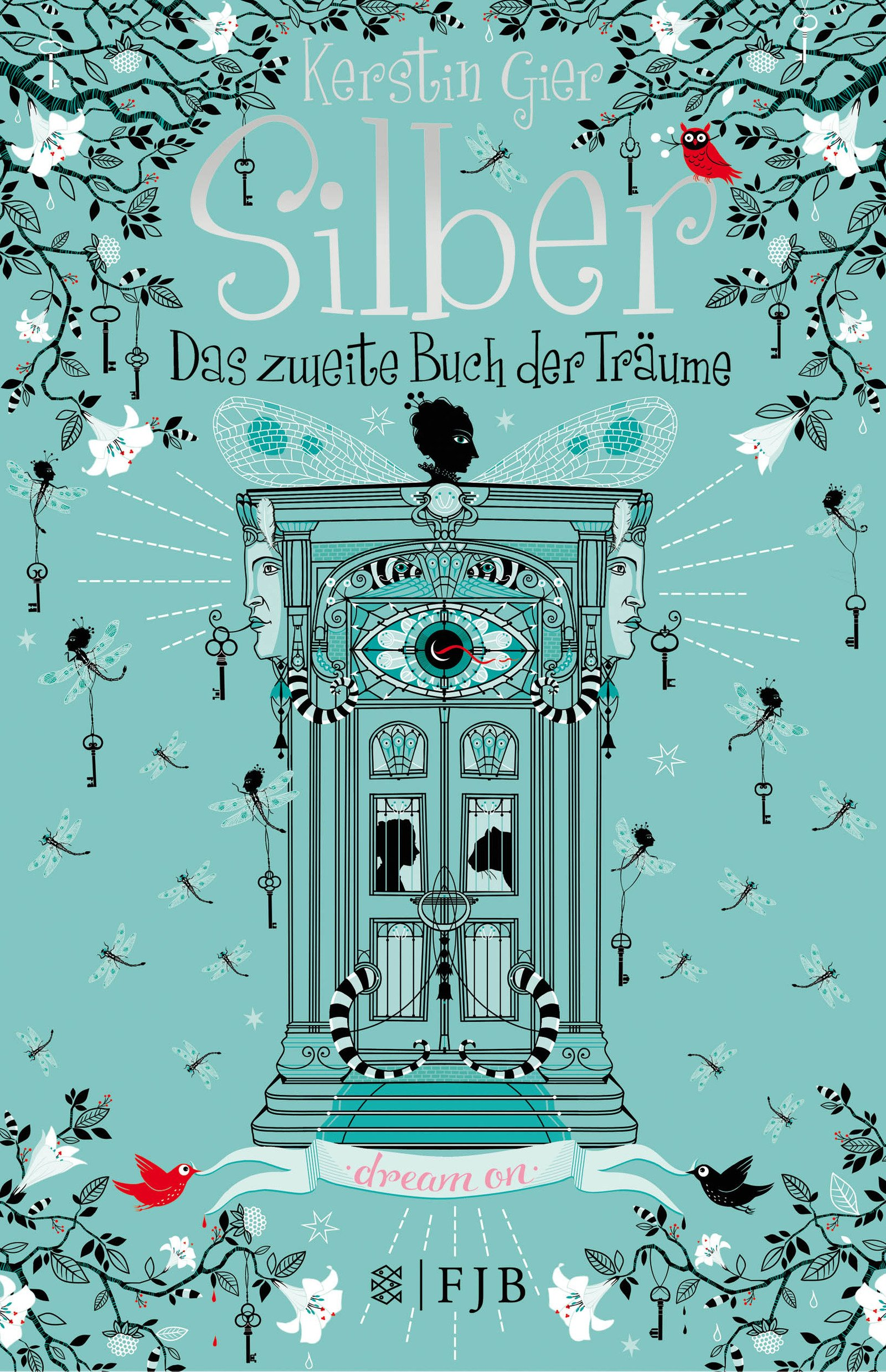 Silber - Das zweite Buch der Träume von Kerstin Gier