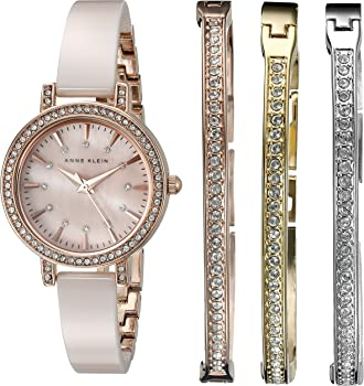 Anne Klein Womens Bangle Watch