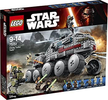 Lego Star Wars Clone Turbo Tank Construction Set