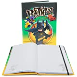 LEGO Batman Movie - Batman Hardcover Journal Notebook - 96 Pages