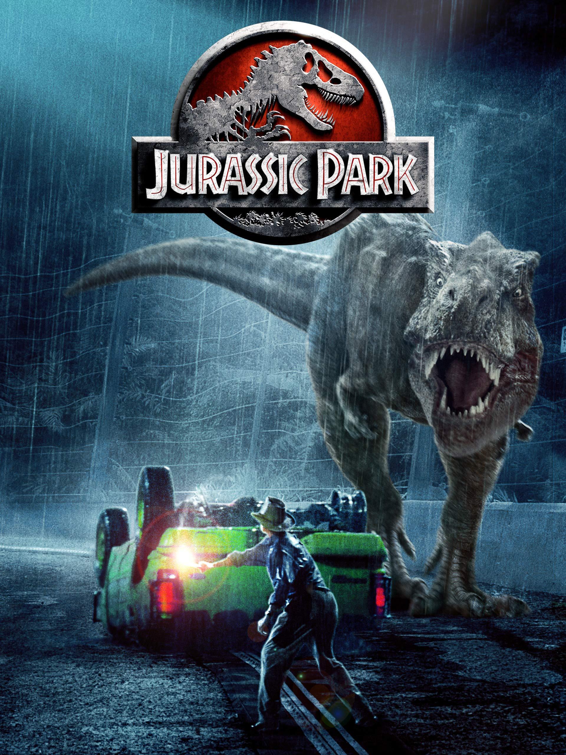 Jurassic Park (4K UHD)