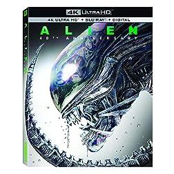 Alien (40th Anniversary) [4K Ultra HD + Blu-ray]