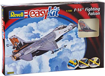 Revell - 06644 - Maquette - F-16 Fighting Falcon Easykit