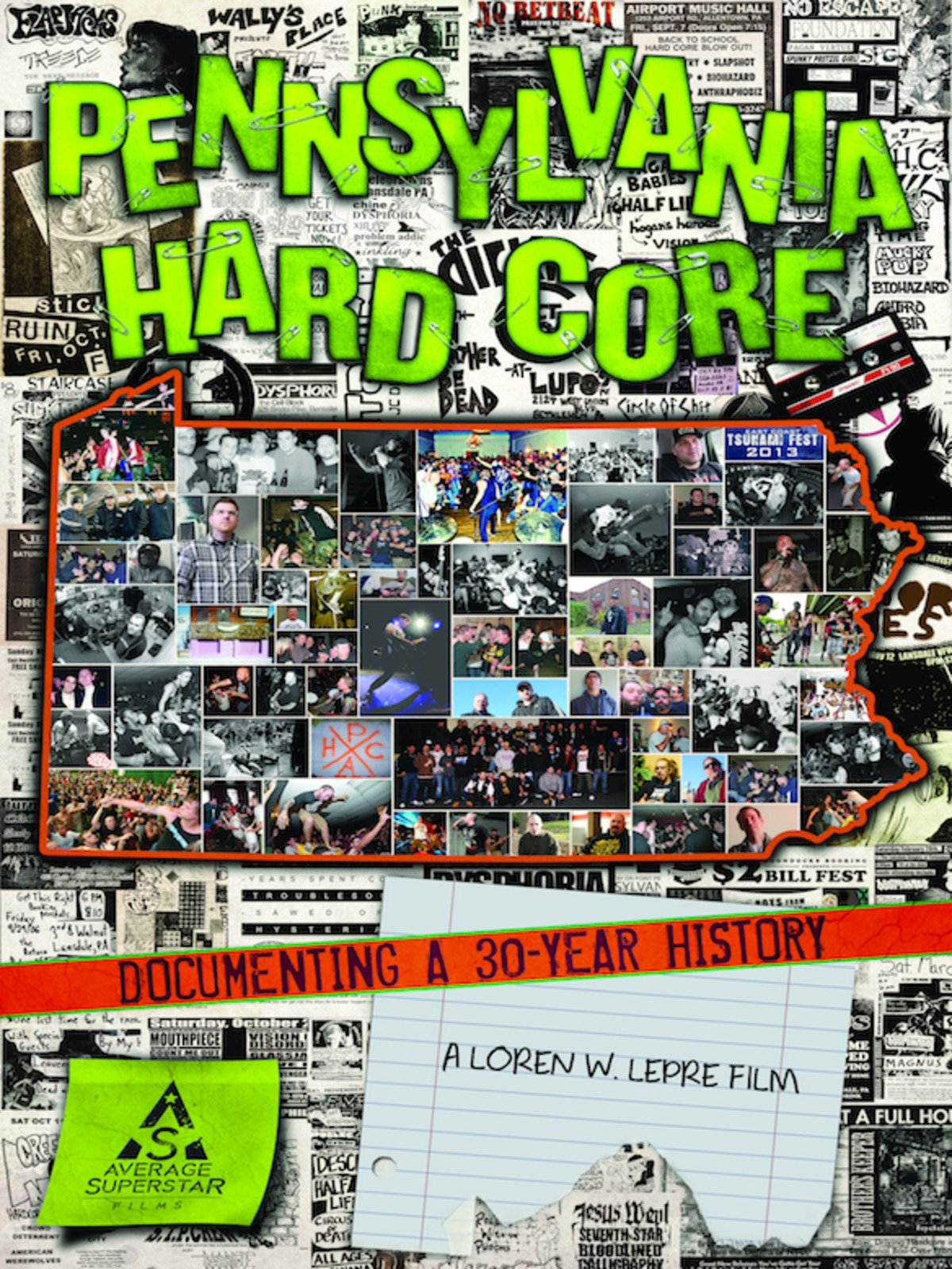 Pennsylvania Hardcore on Amazon Prime Instant Video UK