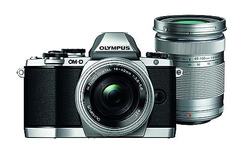 Olympus OM-D E-M10  14-42 / 3.5-5.6 M.zuiko Digital ED EZ  40-150 / 4.0-5.6 M.zuiko Digital ED R Appareils Photo Numériques 17.2 Mpix
