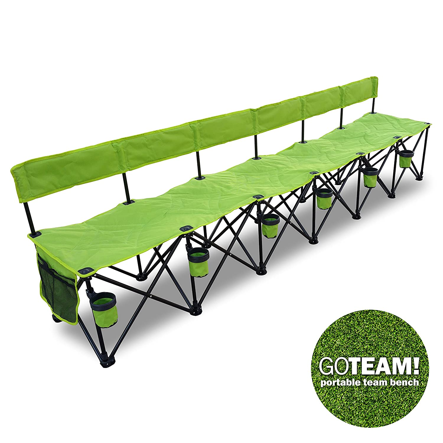 Best Portable Soccer Team Bench Reviews 6 Seat Travel Bench On Flipboard
