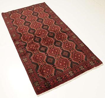 baloutche 100x185 tapis persan cuisine persan cuisine. Black Bedroom Furniture Sets. Home Design Ideas
