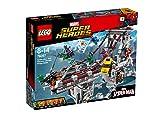 レゴ スーパー・ヒーローズ スパイダーマン: ウェブ・ウォーリアーズ 橋の上の大決戦 76057