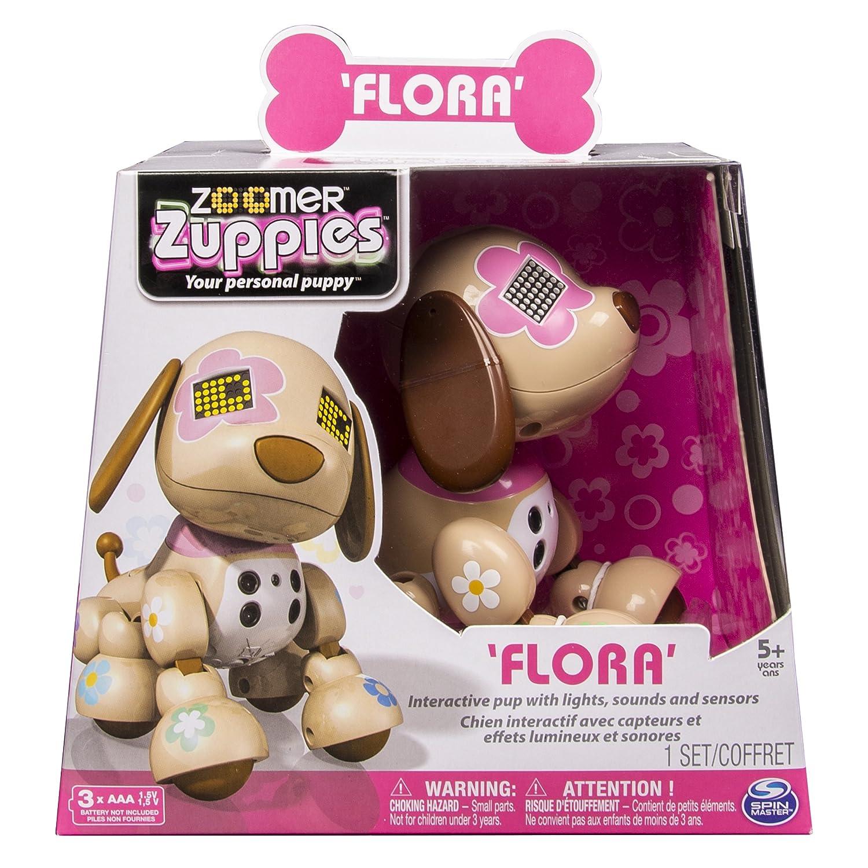 Zoomer Zuppies Interactive Puppy, Flora