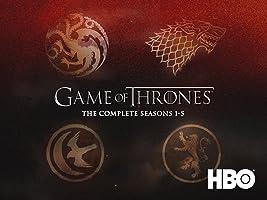Game of Thrones: Seasons 1-5