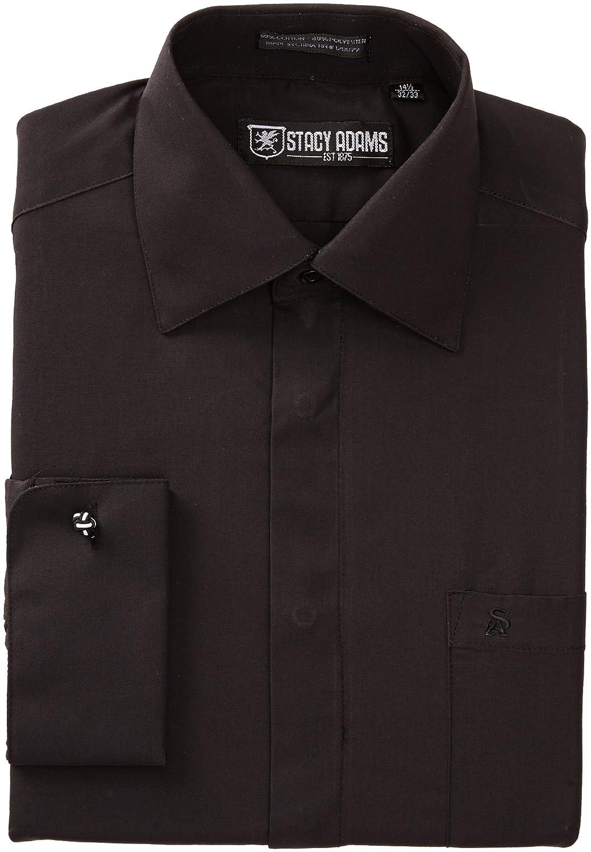 Stacy Adams Mens Big 39000 Dress Shirt