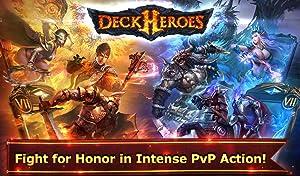 Deck Heroes by IGG.COM