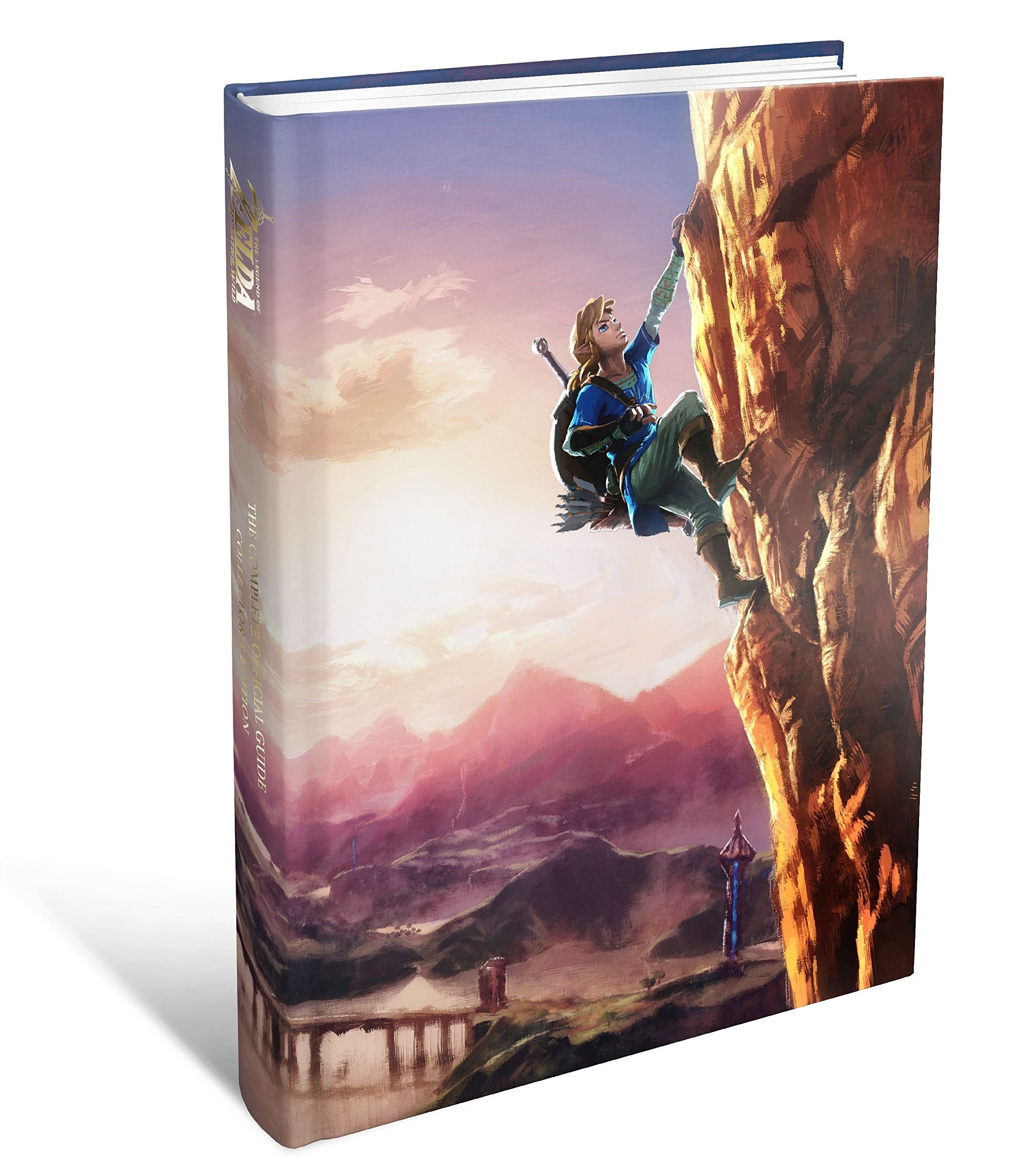 Zelda Legend Breath Wild Official Guide