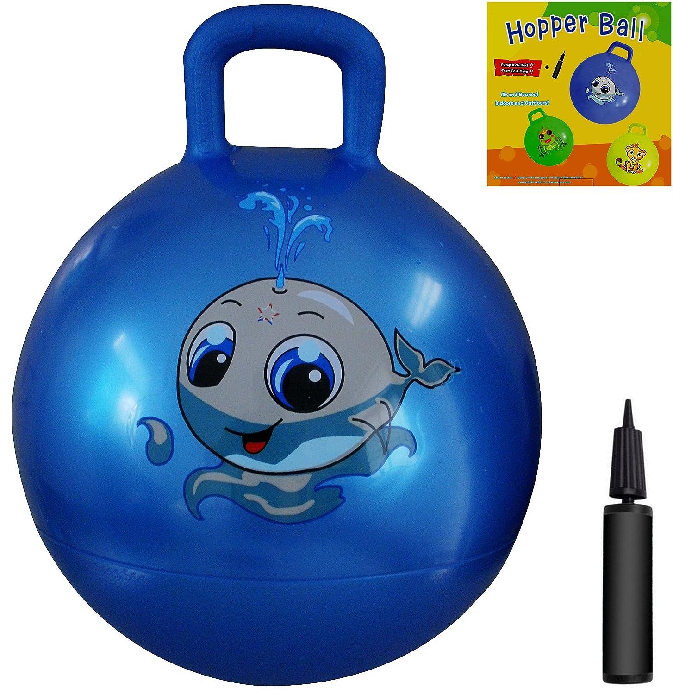 Ball Hopper Canada Space Hopper Ball Blue