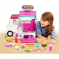 Barbie Food Truck Playset