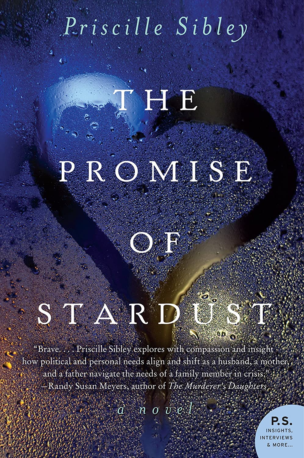 The Promise of Stardust by Priscille Sibley {Book Review}