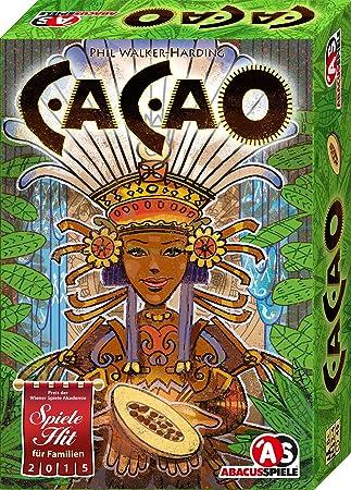 Abacusspiele 04151–Cacao Lege Jeu