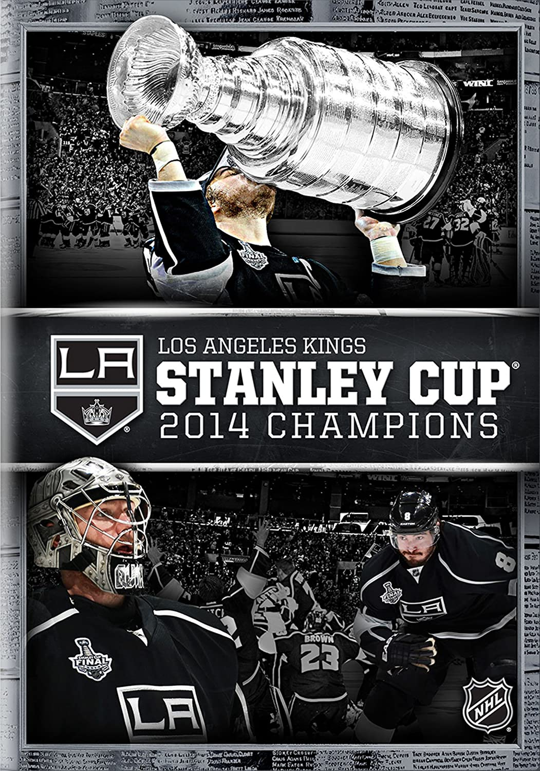 Los Angeles Kings 2014 Championship DVD