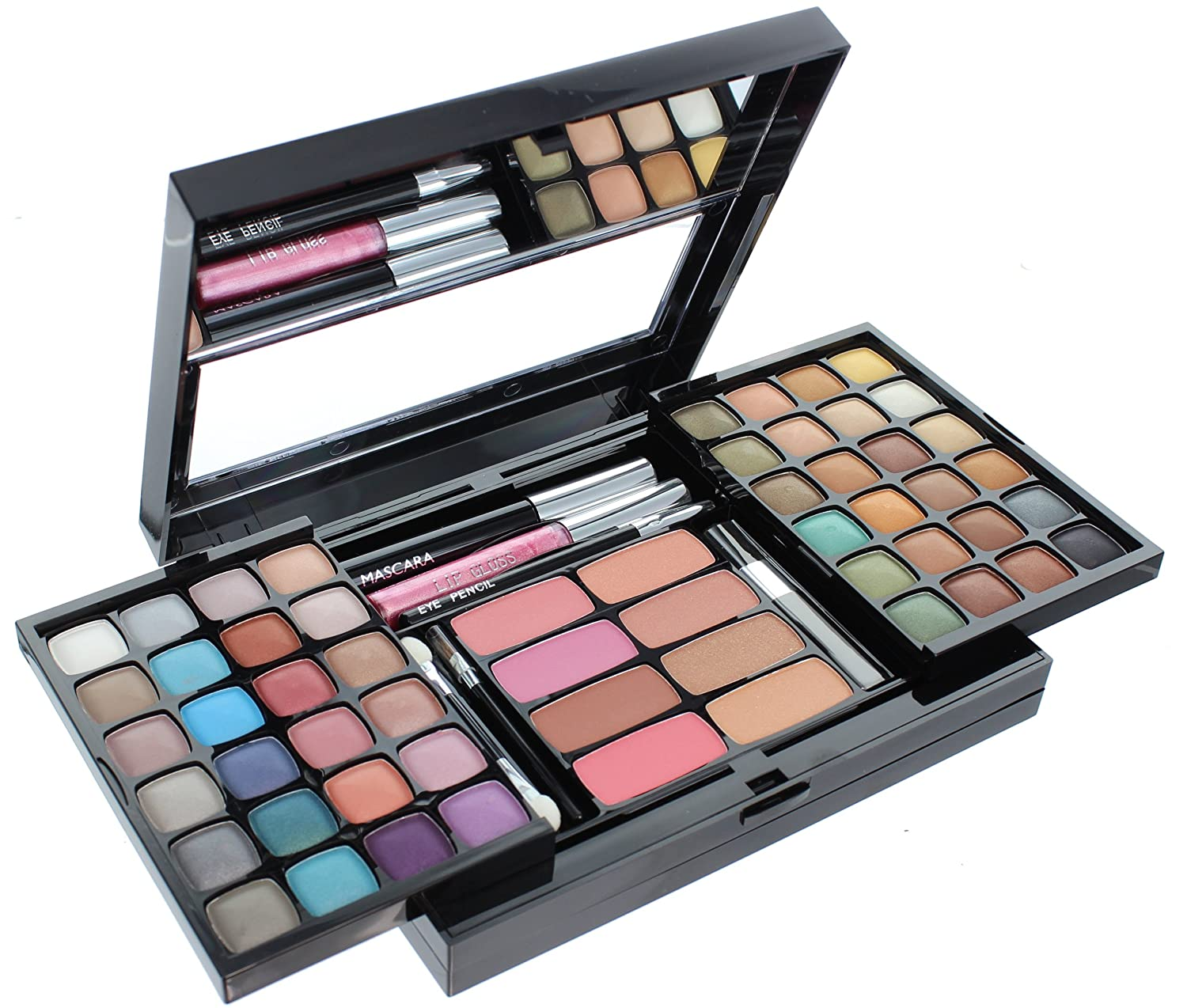 ETA Ultimate Combination Mineral Makeup Set 71 Colors 23.2 Oz