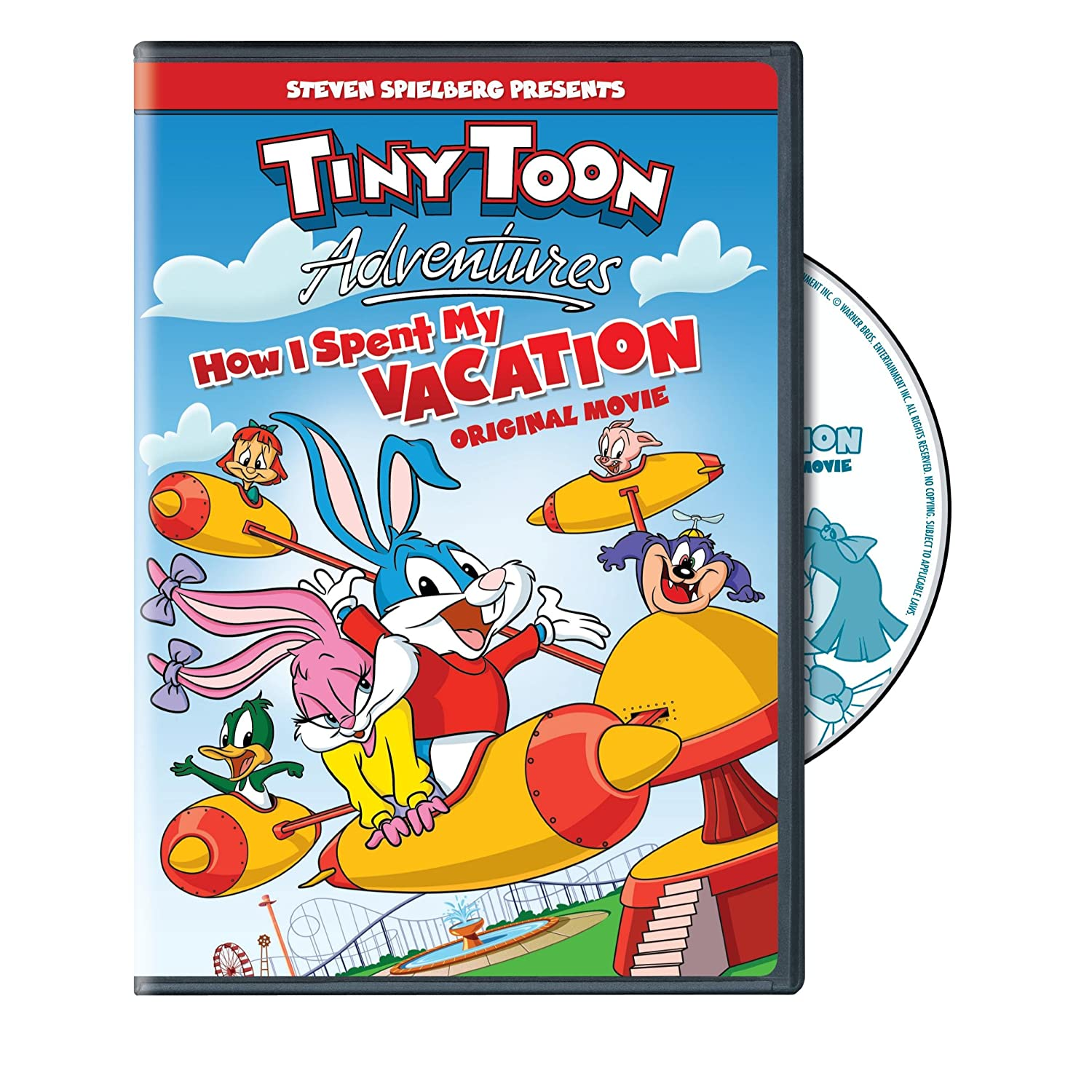 Tiny Toons: Summer Vacation
