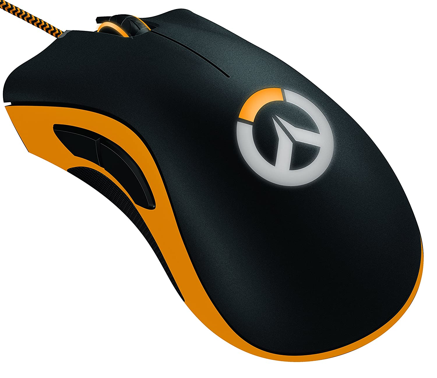 Razer Overwatch DeathAdder Chroma - Multi-Color Ergonomic Gaming Mouse