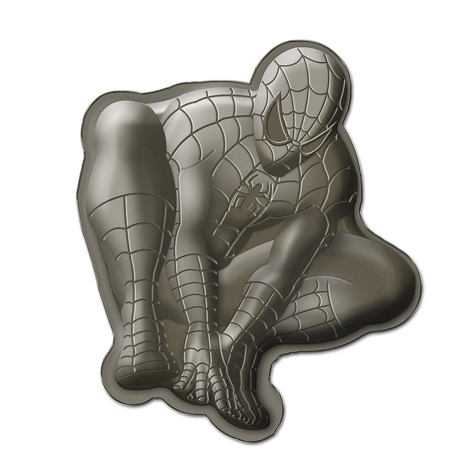 p:os 20145 Spiderman Backform mit Papiereinleger