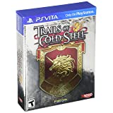 The Legend of Heroes: Trails of Cold Steel - Lionheart Edition - PlayStation Vita (Tamaño: LIONHEART EDITION)