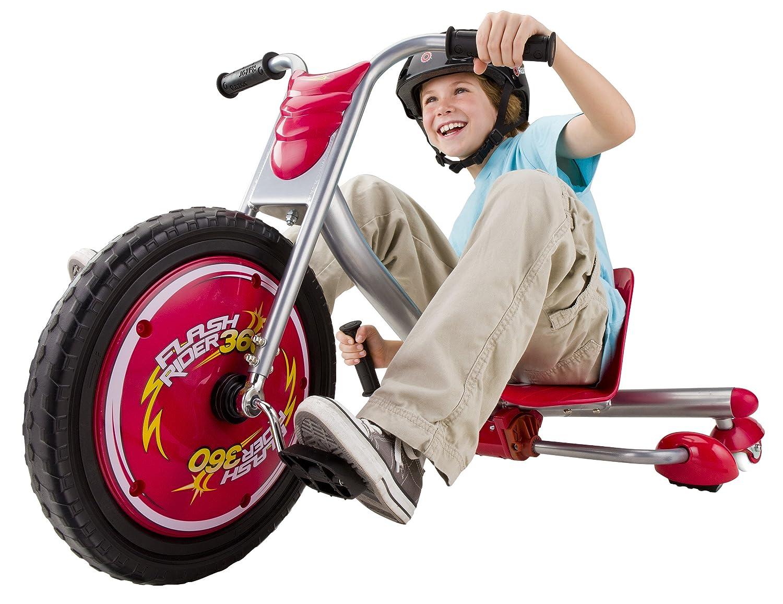 Razor Flashrider 360, monopattino-triciclo con sedile per bambini