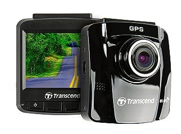 Transcend GPS/WiFi 対応ドライブレコーダー 300万画素 Full HD 画質 DrivePro 220 / TS16GDP220M-J
