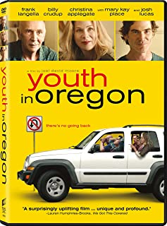 Book Cover: Youth in Oregon