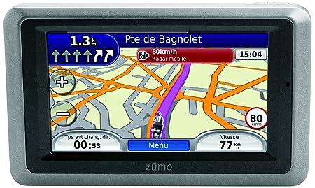 Garmin Zumo 660LM CE - GPS Moto Écran 4,3 Pouces - Cartes 22 Pays avec Mise à Jour Gratuite à Vie