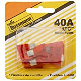 Bussmann BP/ATC-40-RP 40 Amp ATC Blade Fuse 5 Pack