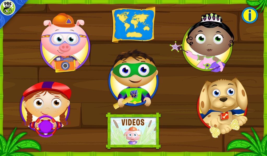 Amazon.com: Super Why: ABC Adventures: Appstore for Android
